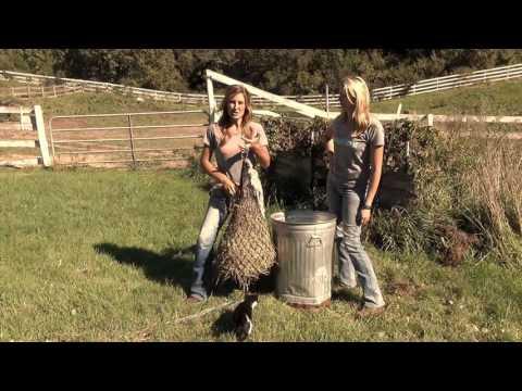 Soaking Your Hay!