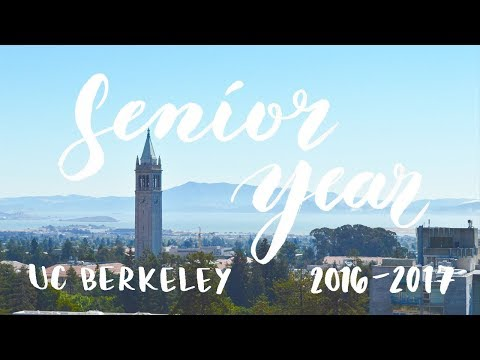 UC Berkeley Senior Year '16-'17
