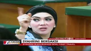 Syahrini Buka-Bukaan Soal First Travel [Part 1]