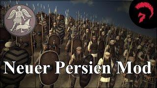 Total War Rome 2 | Neuer Persien Mod | Persien #001 | German