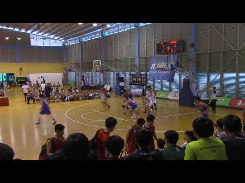 National Schools A Division Basketball 2018 - MJC vs AJC 1