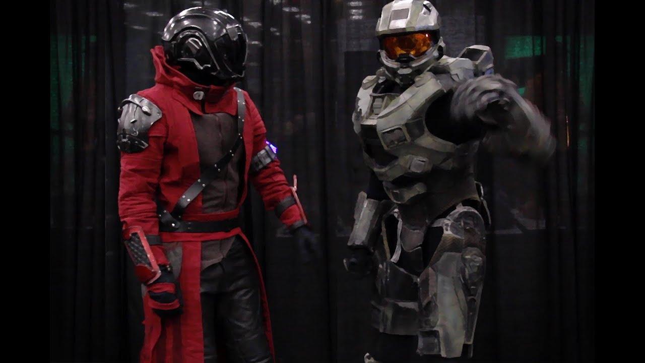 Destiny Dance Gif: Destiny Vs Halo Dance Off