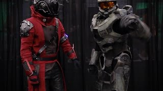 Destiny vs Halo Dance Off