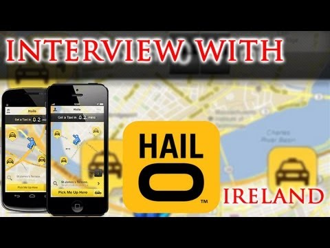 Interview: Hailo Cab, hail a Taxi from your Smartphone