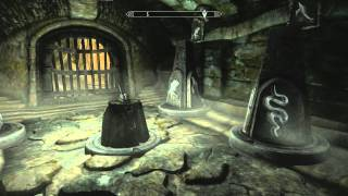 [SKYRIM] Puzzle Guide - Saarthal Ruins & the Second Set of Symbol Pillars/Mouths