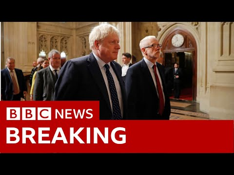 Queen's Speech : Black Rod heads to Commons to summon MPs - BBC News