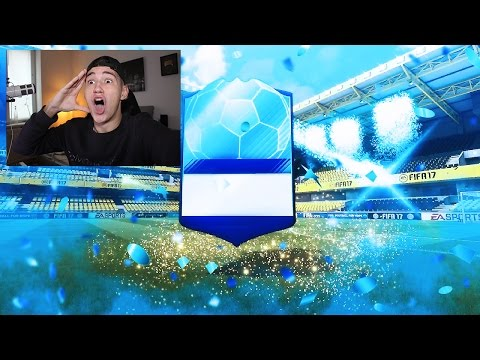 XXL BLUE CHAMPIONS LEAGUE TEAM OF THE GROUP STAGE PACK OPENING ⛔️😱 FIFA 17