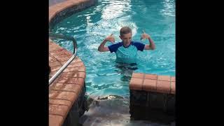 Pool Tricks And Flips! w/ Brianna 🤸♂️🏊