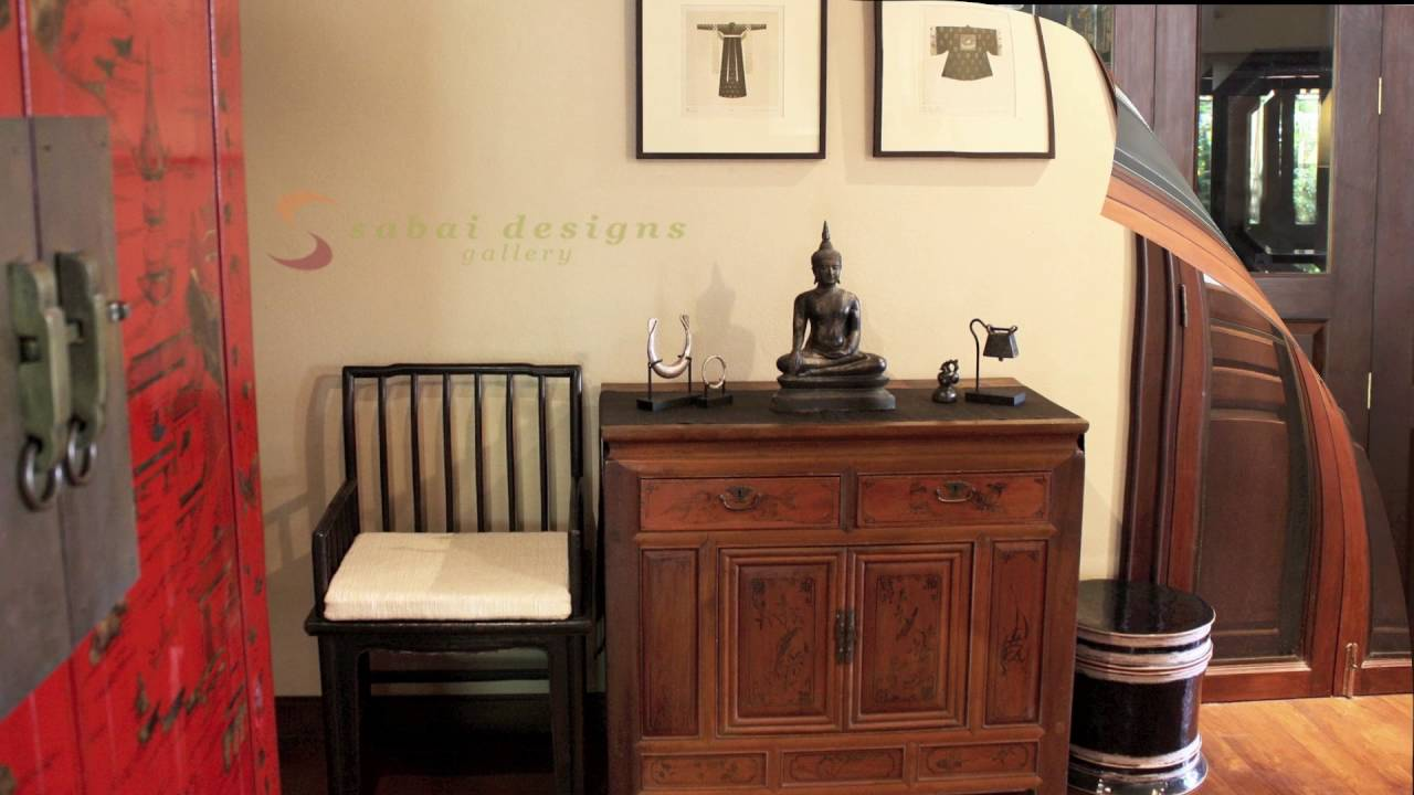 Exotic Asian Home Decor Antiques Artifacts From Se Asia Youtube