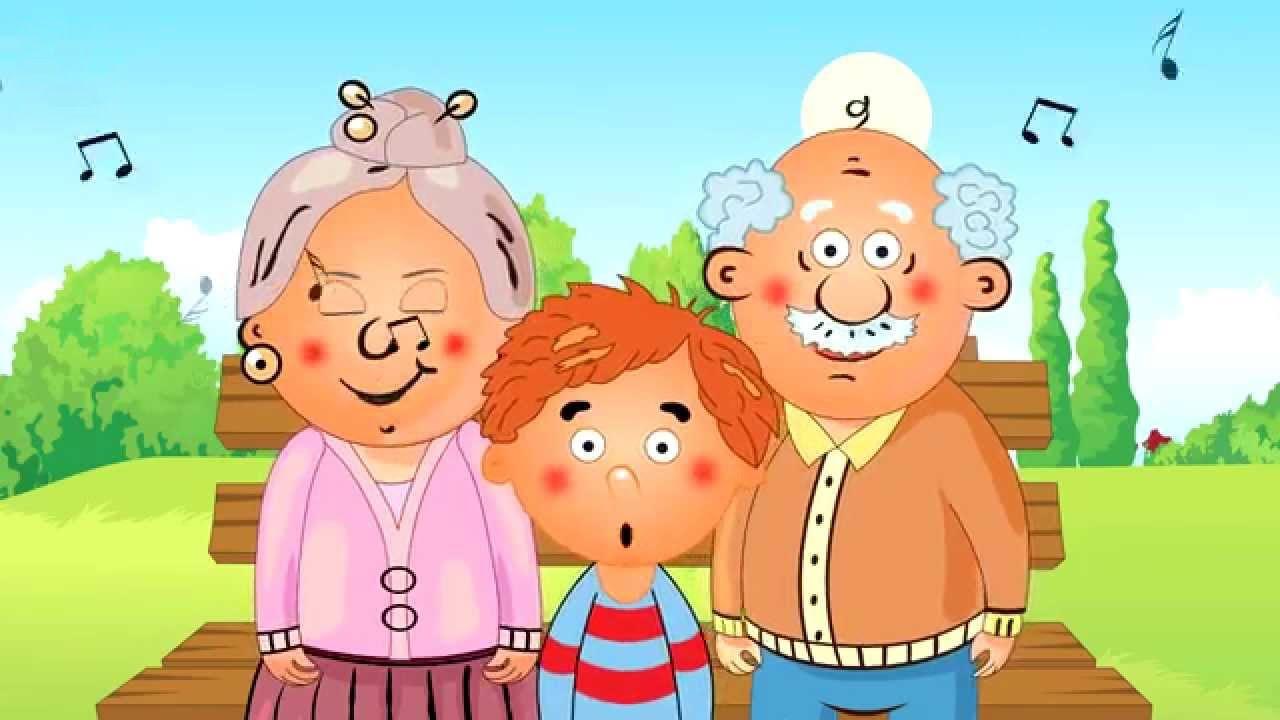 I Love My Family | Nursery Rhymes for Kids | Children's Songs