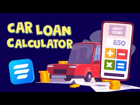 How to Create a Car Loan Calculator in WordPress | Fluent Forms