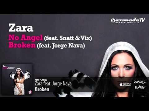 Zara feat. Jorge Nava - Broken (Original Mix)