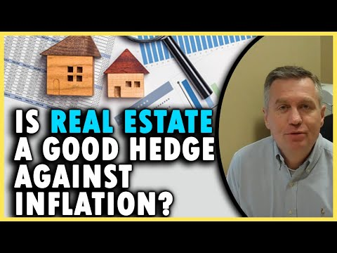 Is real estate a good hedge against inflation