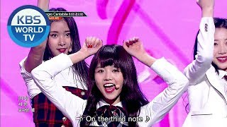 Nature Allegro Cantabile 네이처 너의 곁으로 Music Bank 2018 09 07