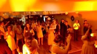 Flash Mob wesele Arka i Ani na Mazurach