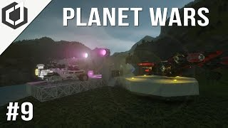 Space Engineers | Planet Wars - Ep 9 | The Marauder!