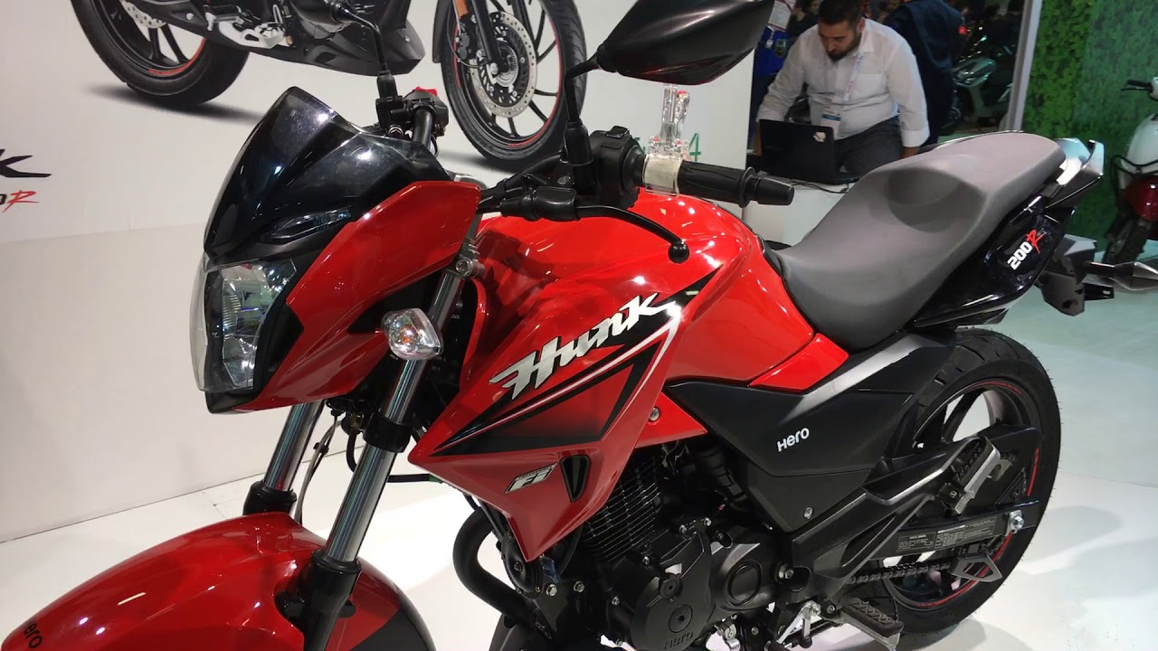 Hero Hunk 200r Abs Fi Officially Launched In Turkey