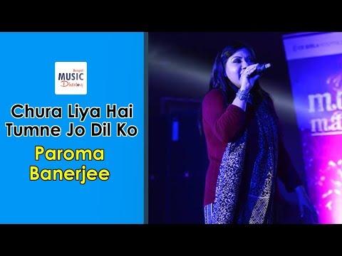 Chura Liya Hai Tumne Jo Dil Ko | Paroma Banerjee | Yadon Ki Barat | Asha Bhosle |  Mohammad Rafi