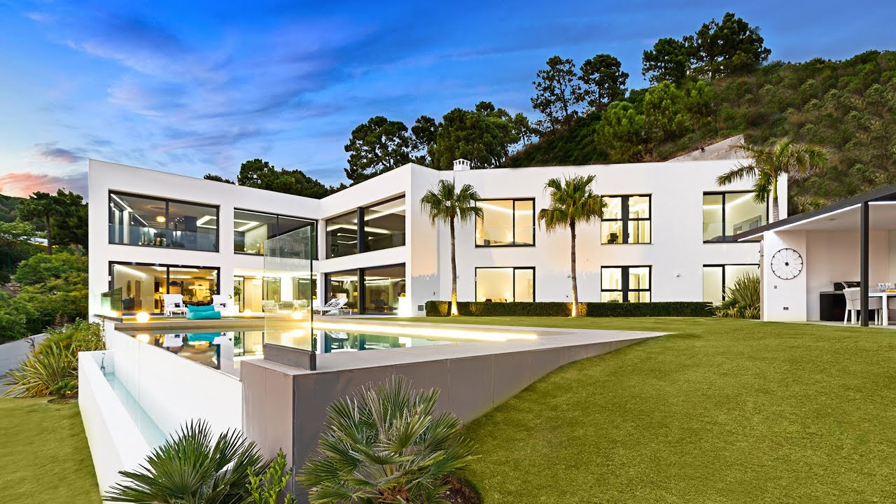 New Ultra Modern Villa in Marbella with Panoramic Views, Spain | 5.750.000€ | Drumelia Real Estate