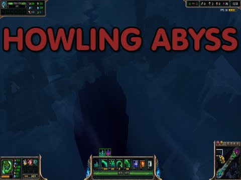 Howling Abyss Matchmaking Activated