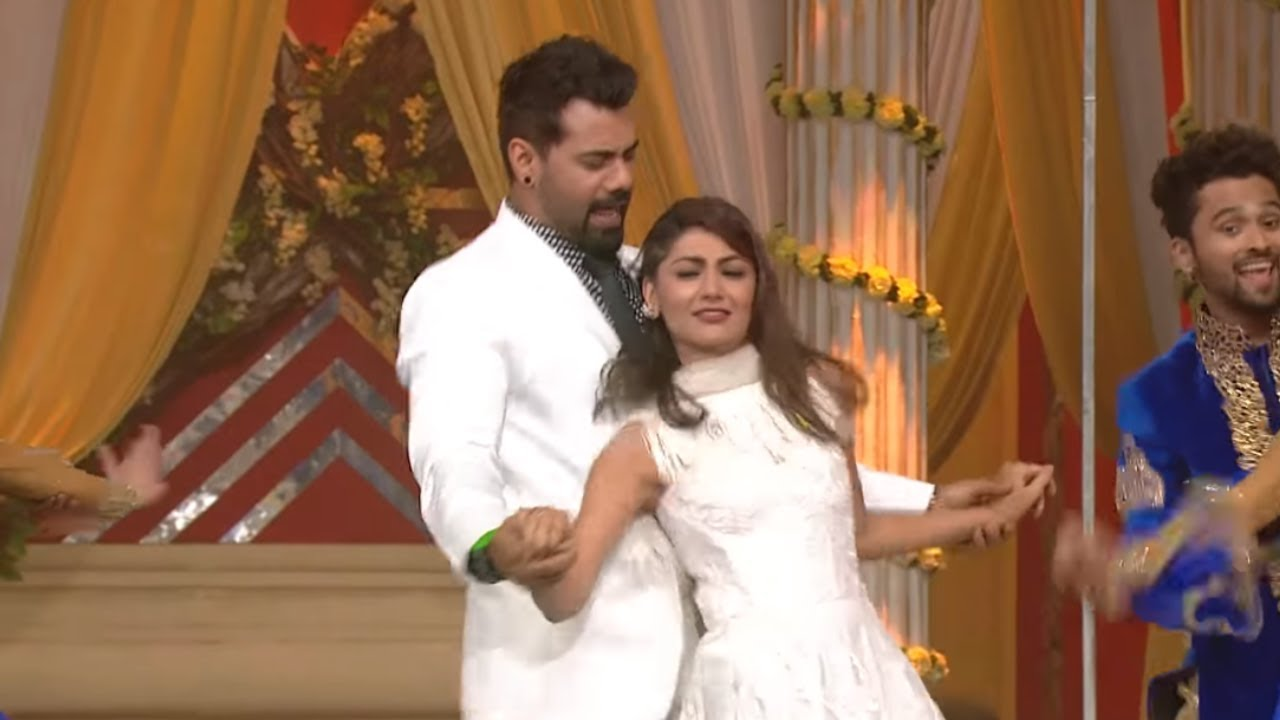 Abhi-Pragya &  Sahil-Preeta's  Dance   Zee Rishtey Awards 2018   Watch Full Event On ZEE5