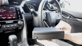 A CD-Player for vehicles without a CD Deck (ADV-USBCD)