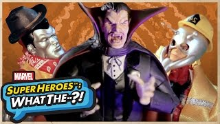 2014 Halloween Spooktacular - Marvel Super Heroes: What The--?! Ep. 37