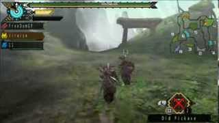 ppsspp online adhoc mh3rd HD