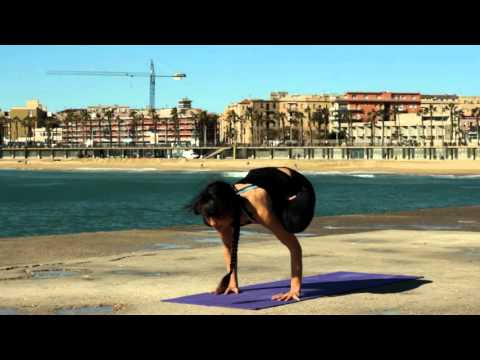 Jivamukti Yoga Barcelona Olga Oskorbina