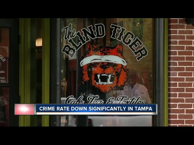 65437eb94fcb Tampa crime rate continues to drop steadily  down 25 percent in six years