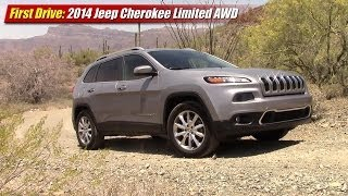 2014 Jeep Cherokee Limited AWD - FIRST DRIVE
