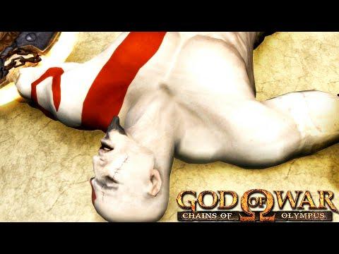 GOD OF WAR CHAINS OF OLYMPUS: GOD MODE - FINAL SINIXTRO #13
