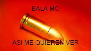 Sapo  -  Bala Mc