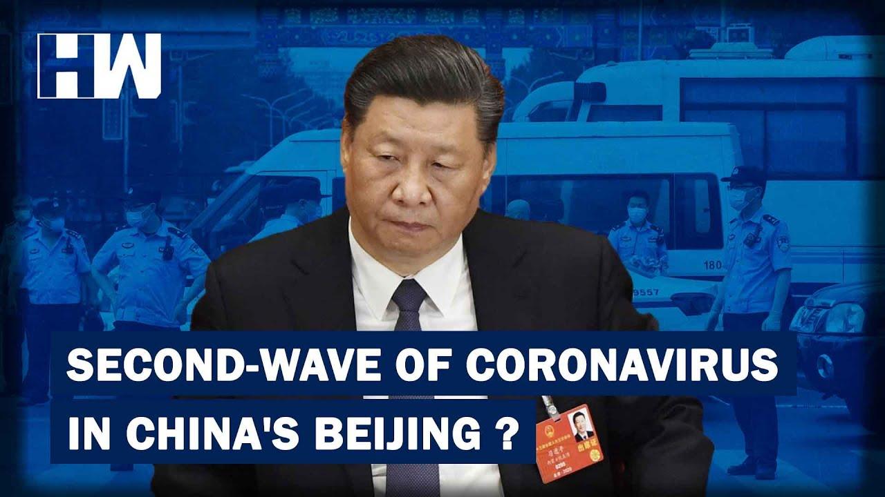 Headlines China Locks Down 10 Localities In Beijing Amid Fears Of Second Wave Of Coronavirus Youtube