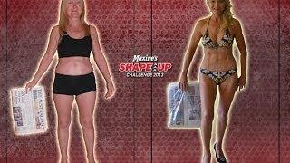 2013 Maxine's Shape-up Challenge Top 10 | Brenda Austin