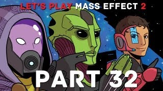 Let's Play Mass Effect 2 -032- 1NV3ST1G4T1ON!