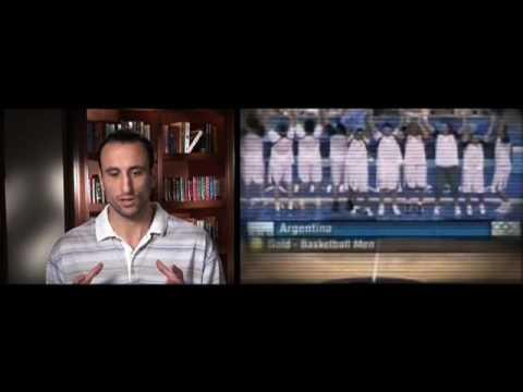 Ser distinto: Manu Ginóbili at TEDxBuenosAires