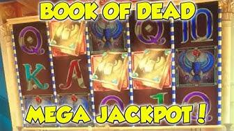 Book of Dead 10.000€ MEGA JACKPOT auf 25€ Einsatz - FREISPIELE Online Spielothek HD