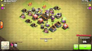 Clash of Clans Balloons are scary