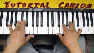 Jesucristo Basta - Un Corazon  Piano Tutorial Carlos