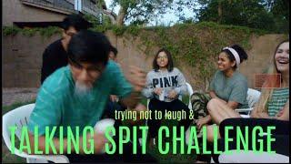 Talking Spit Challenge