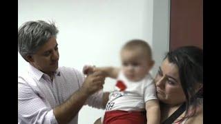 Niños con malformaciones en miembros superiores serán operados de manera gratuita