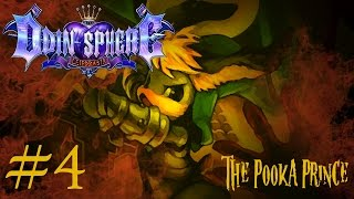 DAMN U DRAGON!: Odin Sphere the Pooka Prince Part 4