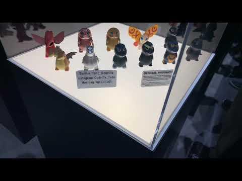 San Diego Comic Con 2019 - Godzilla Collectables