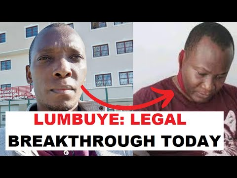 UPDATE - FRED LUMBUYE HAS SIGNED AND CONSENTED THE PROCESS T