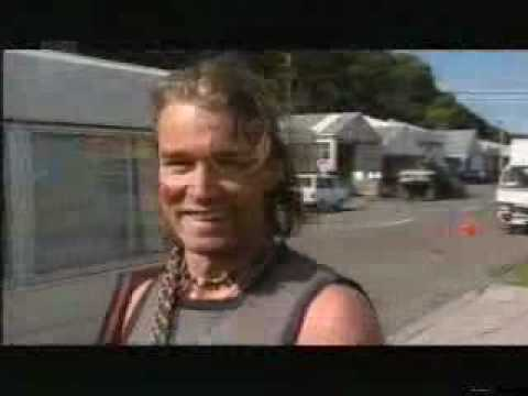 The Tribe: Funny Clip 2: Vanessa's Location / Dwayne's Walk