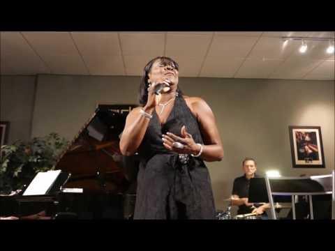 Theresa Hightower - I Need To Hear From You @ Yamaha Piano Distributors, Atlanta - Sat Oct/15/2016
