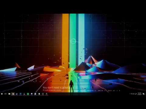 Imagine Dragons- Believer Rainmeter Wallpaper for Windows