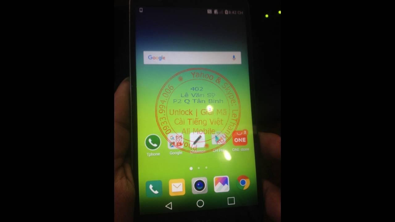 FIX FRP LG-Stylus 2 F720S F720L F720K || LG G5