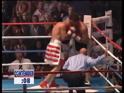 Sergio Mora vs Peter Manfredo Jr 24.5.2005 - 'The Contender' Season 1 Championship